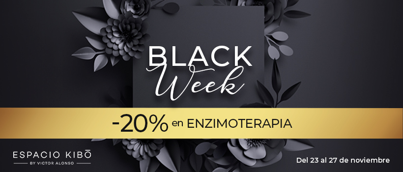 black week web - espacio kibo
