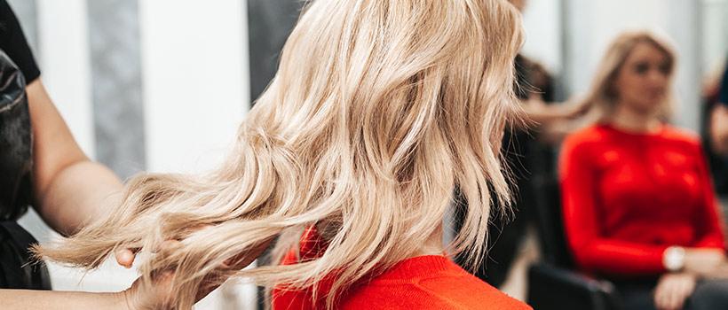 tendencias para coloracion del cabello rubio luminosidad - espacio kibo