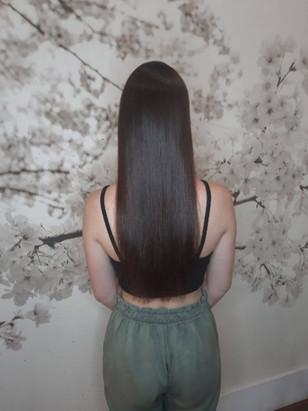 extensiones para dar volumen al cabello img - espacio kibo